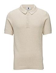 Short sleeve Polo 6274 - ECRU