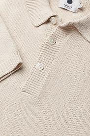 NN07 - Short sleeve Polo 6274 - short-sleeved polos - ecru - 2