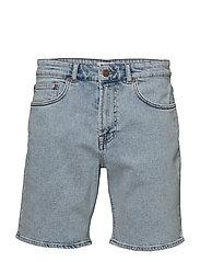 Jeans Shorts 1771 - LIGHTBLUE WASHED