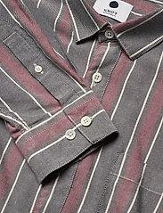 NN07 - Falko 5051 - casual skjortor - navy stripe - 3
