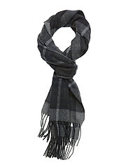 scarf Two 9134 - NAVY CHECK
