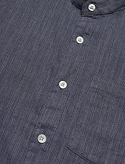 NN07 - Finn 5070 - basic overhemden - navy blue - 3