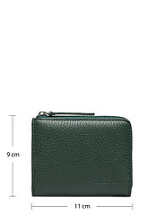 NN07 - Half Zip Wallet 9107 - klassinen lompakko - bottle green - 4