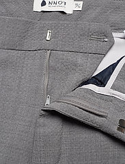 NN07 - Diego 1352 L30 - suit trousers - grey mel. - 3