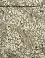 NN07 - Crown Shorts 1382 - casual shorts - green print - 2