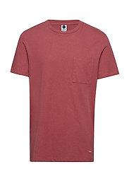 Barry Pocket 3266 - RED SLATE