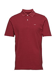 Halbert Polo 3411 - WASHED RED