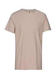 Aspen Tee 3420 - DUSTY ROSE