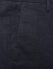 NN07 - Theo 1138 - pantalons habillés - navy blue - 2