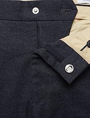 NN07 - Theo 1138 - pantalons habillés - navy blue - 3
