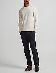 NN07 - Steven 1206 - pantalons habillés - navy blue - 0