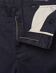 NN07 - Steven 1206 - pantalons habillés - navy blue - 4