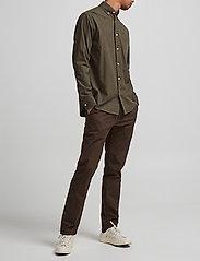 NN07 - Theo 1500 L30 - pantalons chino - brown - 0