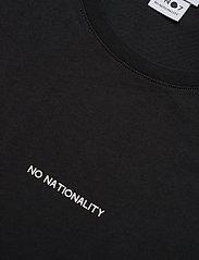 NN07 - Ethan Print Tee 3208 - À manches courtes - black - 3