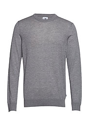 Ted 6120 - MEDIUM GREY MELANGE
