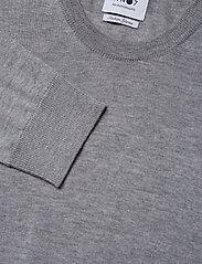 NN07 - Ted 6120 - tricots basiques - medium grey melange - 2