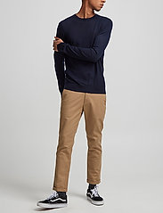 NN07 - Ted 6120 - basic knitwear - navy blue - 0