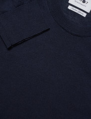 NN07 - Ted 6120 - basic knitwear - navy blue - 3