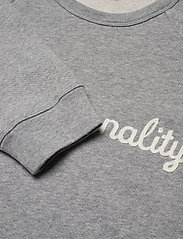 NN07 - Robin Sweatshirt 3444 - basic sweatshirts - grey mel. - 2