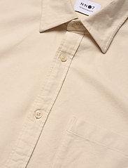 NN07 - Errico Shirt 5160 - peruspaitoja - off white - 3