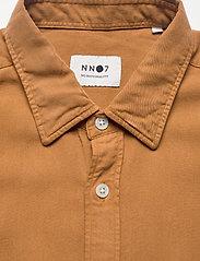 NN07 - Deon Shirt 5161 - peruspaitoja - mustard - 2