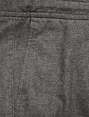 NN07 - Copenhagen 1254 L32 - kostymbyxor - grey mel - 2