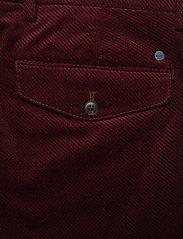 NN07 - Scott 1427 L34 - suitbukser - burgundy red - 3