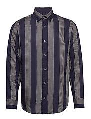 Errico Shirt 5164 - OFF WHITE STRIPE