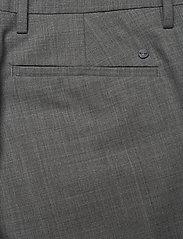 NN07 - Theo 1228 L32 - suitbukser - grey mel. - 4