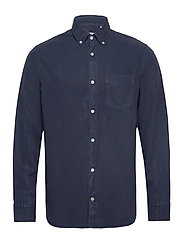 Levon Shirt 5029 - NAVY BLUE