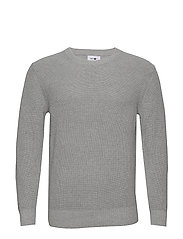 Knut 6376 - MEDIUM GREY MELANGE