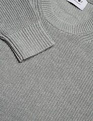NN07 - Knut 6376 - tricots basiques - medium grey melange - 2