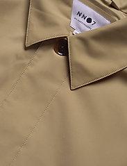 NN07 - Kim 8240 - tunna kappor - khaki - 2