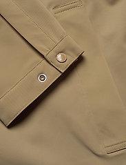 NN07 - Kim 8240 - tunna kappor - khaki - 3