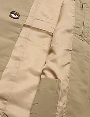 NN07 - Kim 8240 - tunna kappor - khaki - 4