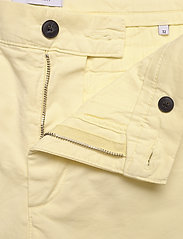 NN07 - Crown Shorts 1004 - chinos shorts - yellow pastel - 3