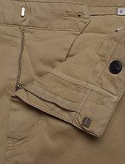 NN07 - Cargo Shorts 1042 - cargo shorts - dk khaki - 3
