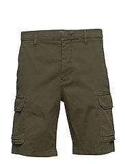 Cargo Shorts 1042 - OLIVE