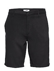Crown Shorts 1363 - BLACK