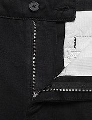 NN07 - Crown Shorts 1363 - short chino - black - 3