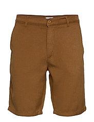 Crown Shorts 1363 - CANELA BROWN