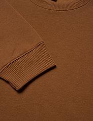 NN07 - Jerome 3211 - basic sweatshirts - canela brown - 2