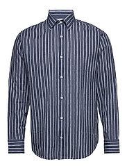 Errico Shirt 5212 - BLUE STRIPE