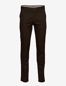 Theo 1178 L30 - suit trousers - brown