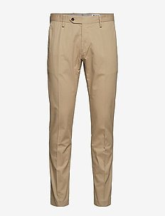 Theo 1178 L30 - formele broeken - khaki