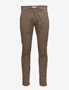Marco 1200 - pantalons chino - green stone