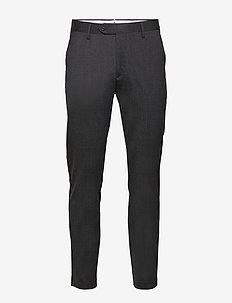 New Theo 1249 - suit trousers - dark grey