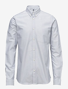 Sixten 5910 - basic shirts - blue stripe