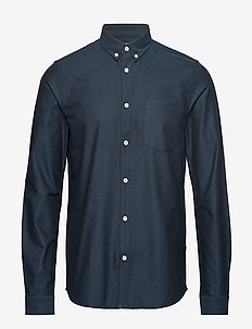 Sixten 5910 - basic shirts - navy blue