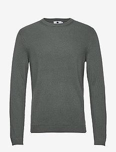 Phil 6194 - basic knitwear - green